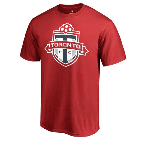 Toronto FC MLS Official Logo T-Shirt