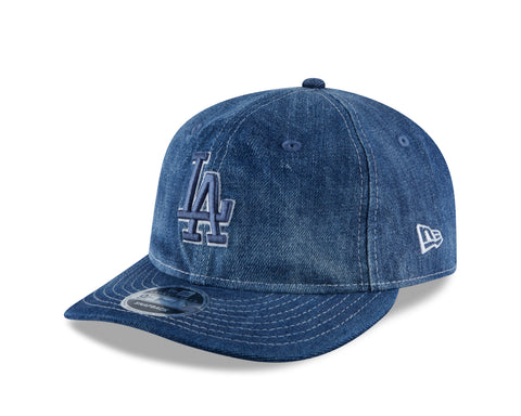 Men's Los Angeles Dodgers MLB Denim Drift Adjustable Cap