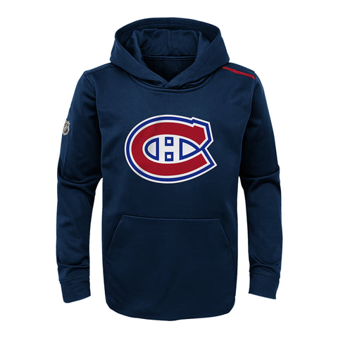Youth Montreal Canadiens NHL Authentic Pro Rinkside Hoodie