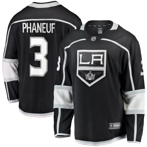 Dion Phaneuf Los Angeles Kings NHL Fanatics Breakaway Home Jersey