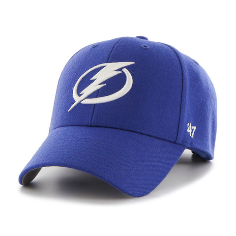 Tampa Bay Lightning NHL Basic 47 MVP Cap