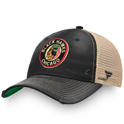 Chicago Blackhawks NHL True Classic Trucker Adjustable Cap