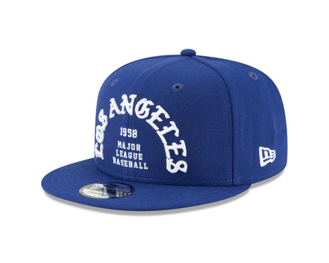 Los Angeles Dodgers Team Deluxe 9Fifty Cap