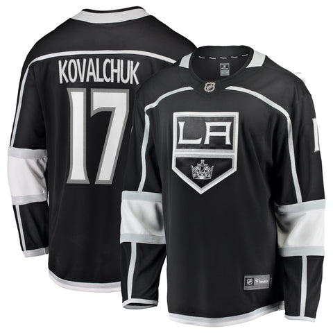 Ilya Kovalchuk Los Angeles Kings NHL Fanatics Breakaway Home Jersey