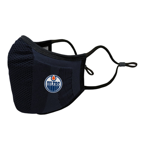 Unisex Edmonton Oilers NHL Team Logo Guard 3 Face Mask