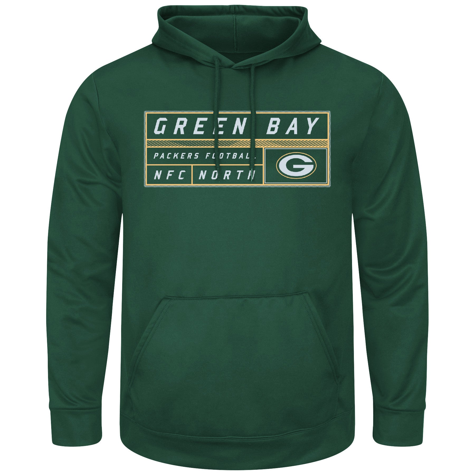 new concept 249b2 5745e Green Bay Packers Startling Success Hoodie
