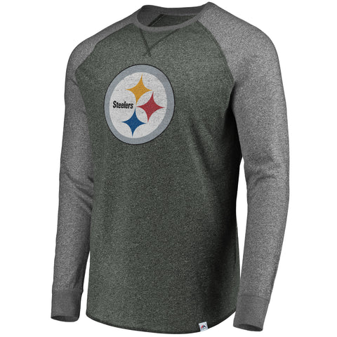 Pittsburgh Steelers NFL Static Raglan