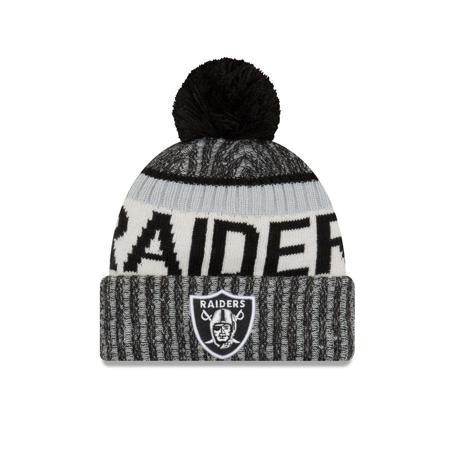 912c496bac6dac Oakland Raiders On-Field Sport Knit Pom Toque – Sport Army