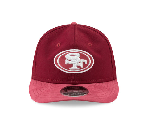 San Francisco 49ers NFL Tonal Choice Retro 9FIFTY Cap