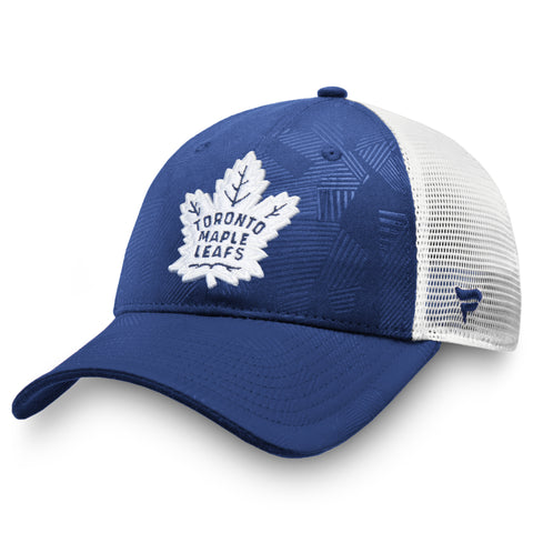 Toronto Maple Leafs NHL Revise Iconic Trucker Adjustable Cap