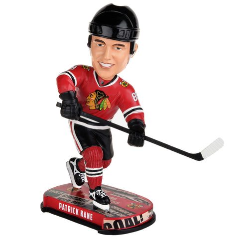 Patrick Kane Chicago Blackhawks NHL Baller Player Bobblehead