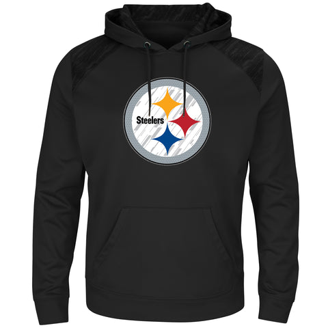 Pittsburgh Steelers Armor Synthetic Hoodie