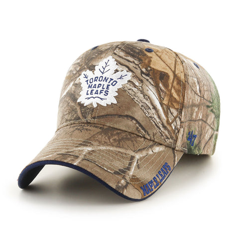 Toronto Maple Leafs NHL Realtree Frost MVP Cap
