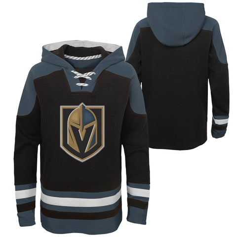 Youth Vegas Golden Knights NHL Ageless Must-Have Hockey Hoodie