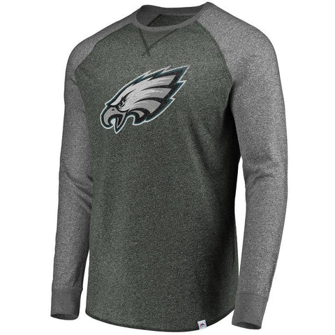 Philadelphia Eagles NFL Static Raglan