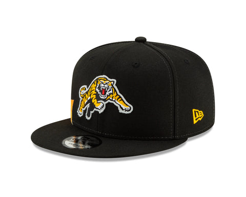 Men's Hamilton Tiger-Cats CFL On-Field Sideline 9FIFTY Cap