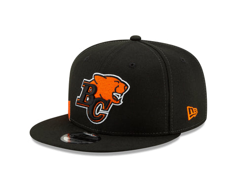 Men's BC Lions CFL On-Field Sideline 9FIFTY Cap