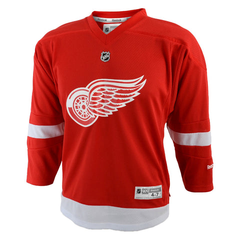 Detroit Red Wings Child Premier Replica Jersey