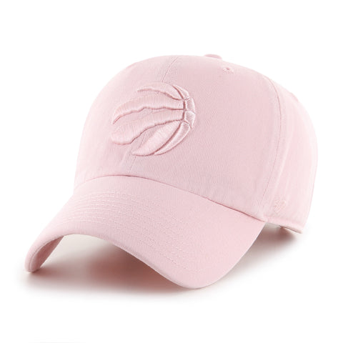 Women's Toronto Raptors NBA Pink '47 Clean Up Cap