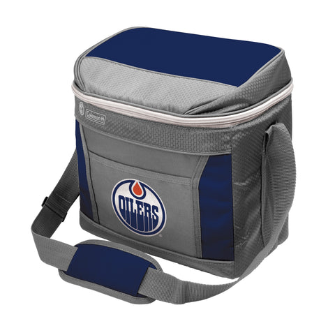 Edmonton Oilers NHL 16 Can Capacity Coleman® Cooler Bag
