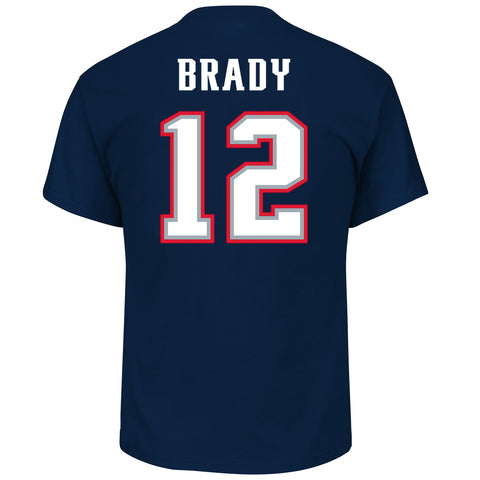Tom Brady New England Patriots NFL Eligible Receiver III T-Shirt