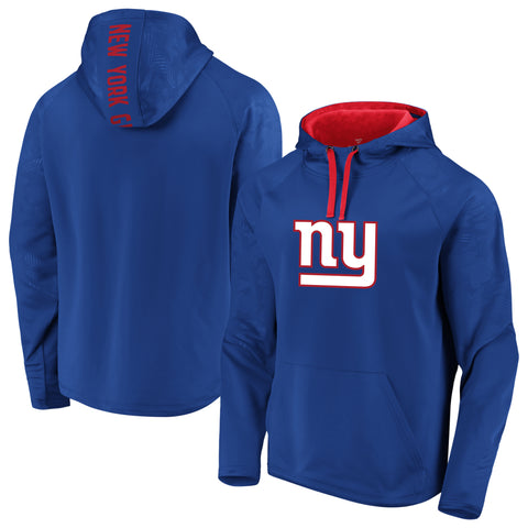 New York Giants NFL Fanatics Defender Primary Logo Hoodie