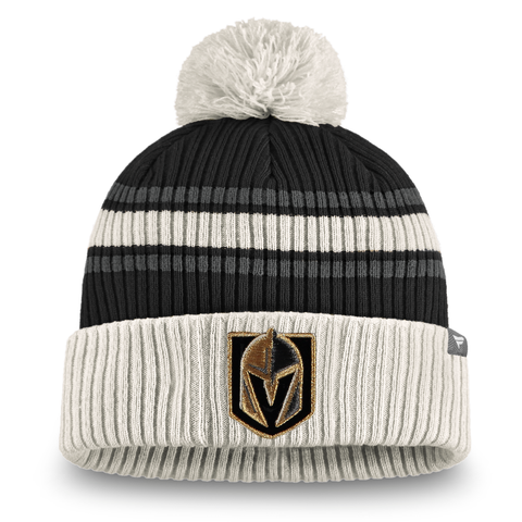 Vegas Golden Knights NHL True Classic Cuffed Knit Toque