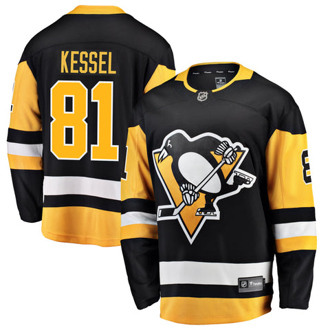 Phil Kessel Pittsburgh Penguins NHL Fanatics Breakaway Home Jersey