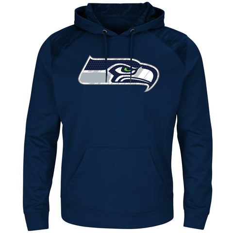 Seattle Seahawks Armor Synthetic Hoodie