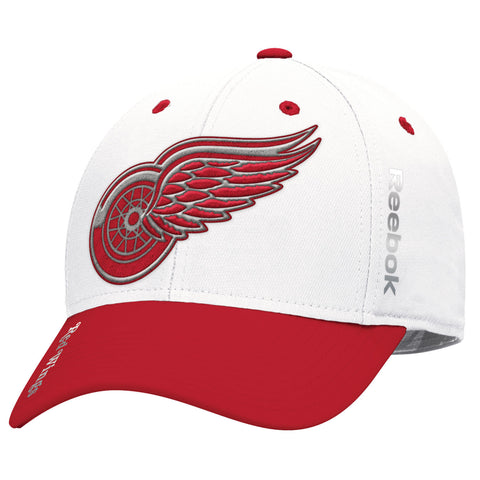 Detroit Red Wings Centennial Classic Coaches Structured Flex Cap