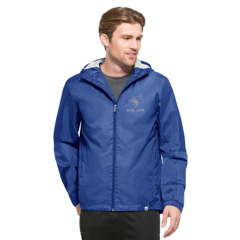 Toronto Blue Jays React Full-Zip Jacket