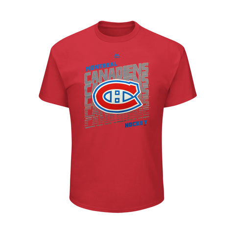 Montreal Canadiens NHL Penalty Shot Tee