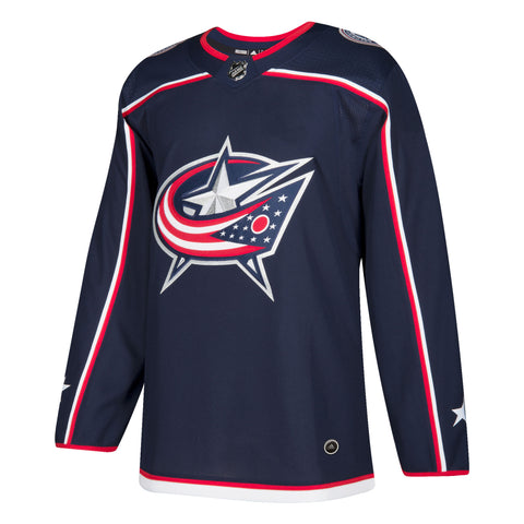 Columbus Blue Jackets NHL Authentic Pro Home Jersey