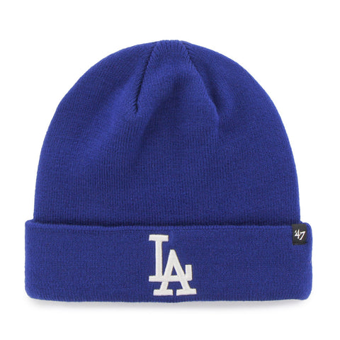 Men's Los Angeles Dodgers MLB Recluse Cuff Knit Beanie