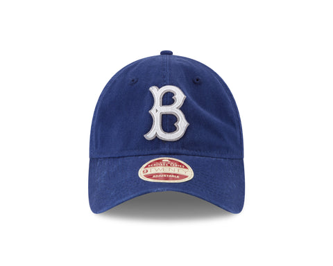 Brooklyn Dodgers MLB Rugged Patcher 9TWENTY Cap