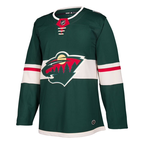 Minnesota Wild NHL Authentic Pro Home Jersey