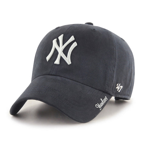 Women's New York Yankees MLB Miata '47 Team Clean Up Cap