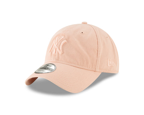 Women's New York Yankees MLB Core Classic Pastel Pink 9TWENTY Cap