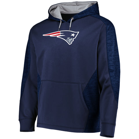 New England Patriots NFL Armor Fleece Hoodie