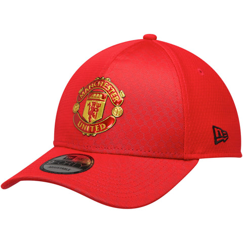Manchester United F.C. MLS Hex Pattern 9FORTY Adjustable Cap