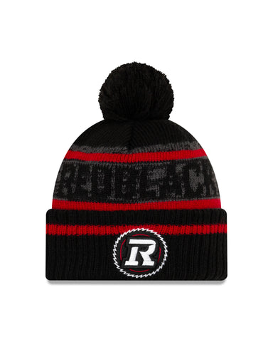 Men's Ottawa Redblacks CFL On-Field Sport Knit Toque