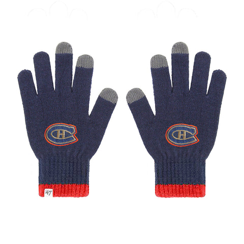 Men's Montreal Canadiens NHL Baraka Gloves