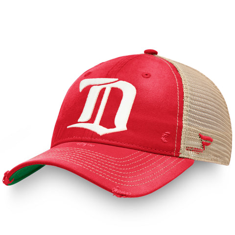 Detroit Red Wings NHL True Classic Trucker Adjustable Cap