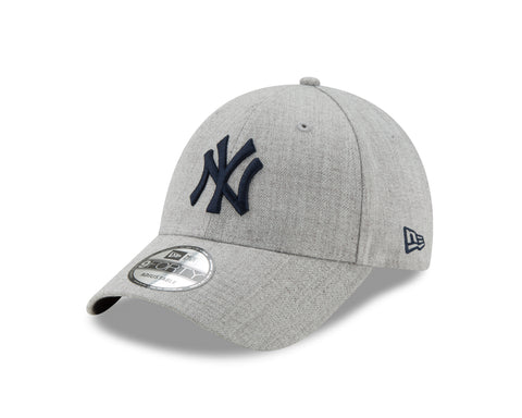 Men's New York Yankees MLB Snapped Heather 9FORTY Cap