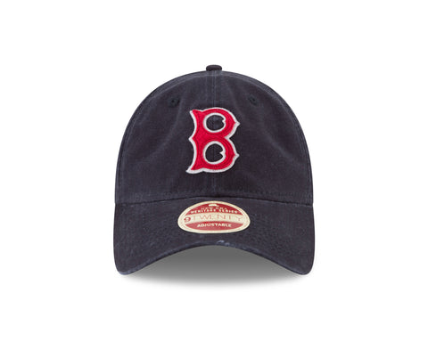 Boston Red Sox MLB Rugged Patcher 9TWENTY Cap