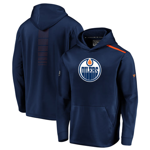 Edmonton Oilers NHL Authentic Pro Rinkside Core Fleece
