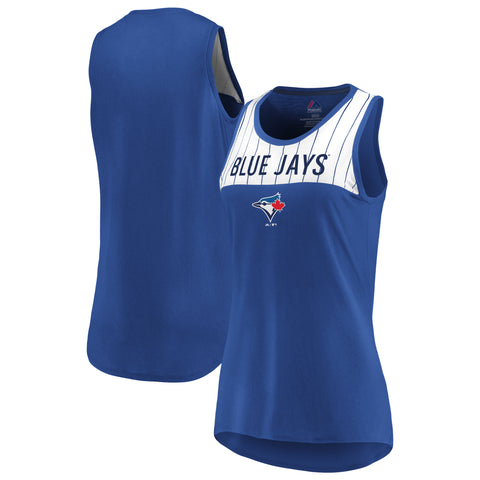 Ladies' Toronto Blue Jays MLB Break From Tradition Tank Top