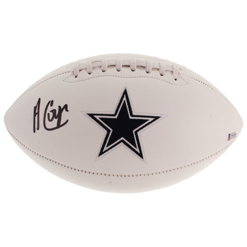 Amari Cooper Signed Dallas Cowboys Football
