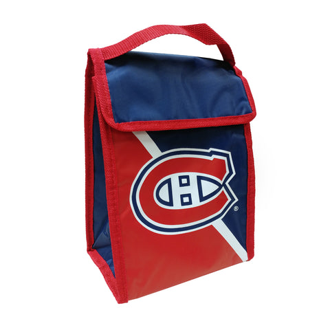 Montreal Canadiens NHL 2-Tone Velcro Lunch Bag