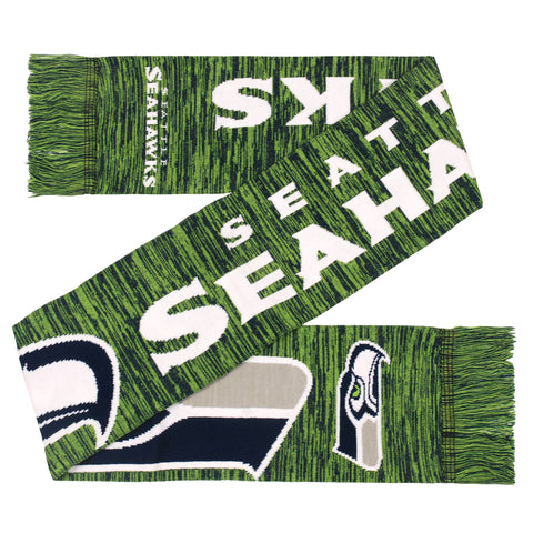 Seattle Seahawks NFL Color Blend Scarf